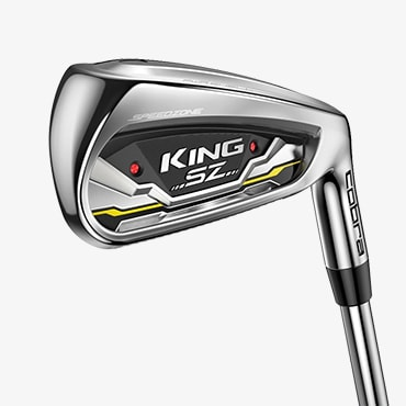 KING Speedzone IRONS