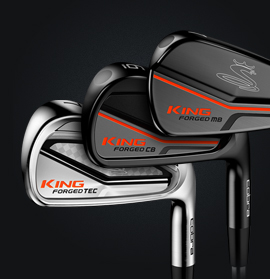 KING LTD Irons